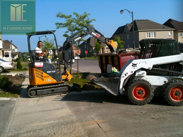 Landscaping Equipment Toronto Landscaping Design