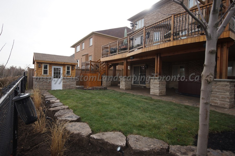 custom landscaping toronto landscaping07 Project Galleries