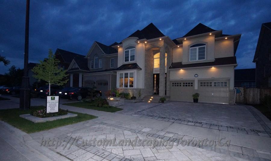 interlocking driveway is your best option